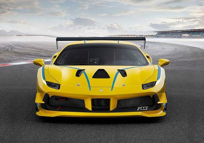 Ferrari го подготвува својот најмоќен модел со V8 мотор