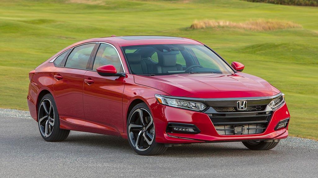 """Honda Accord е """"Северноамерикански автомобил на годината за 2018 година"""""""