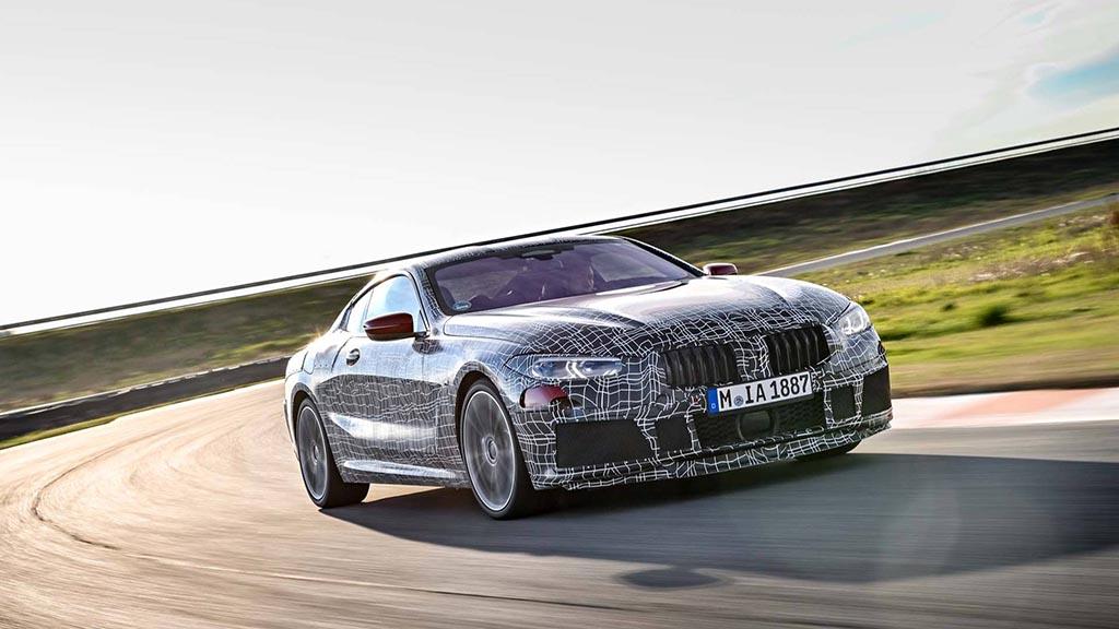 BMW 8-Series – први официјални фотографии / ФОТО