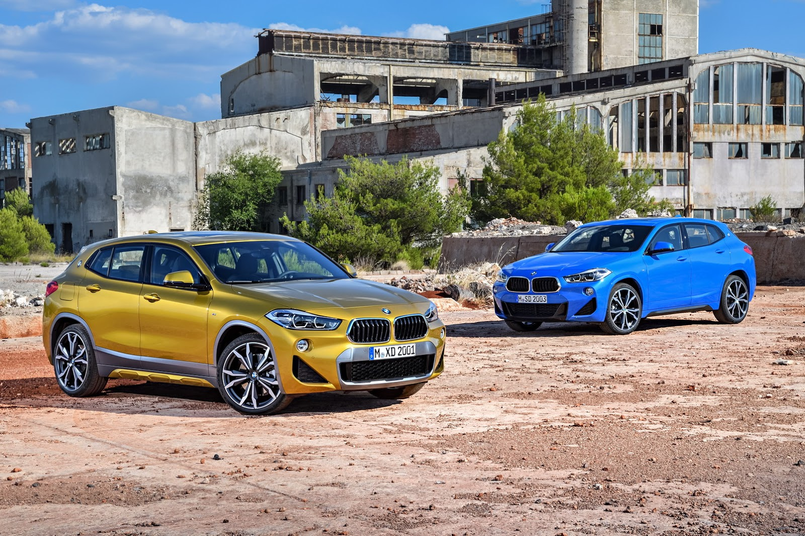 Официјално деби на BMW X2 во Детроит