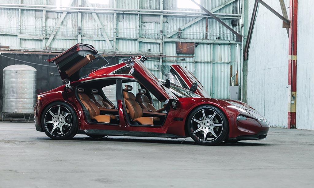 Fisker EMotion EV – Нови детали и фотографии од директниот ривал на Model S