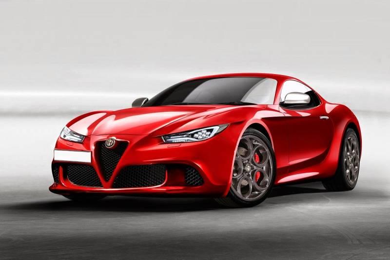 Alfa Romeo 6C се враќа по 65 години