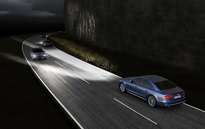 Адаптибилните LED светла ќе ја подобрат безбедноста на патиштата