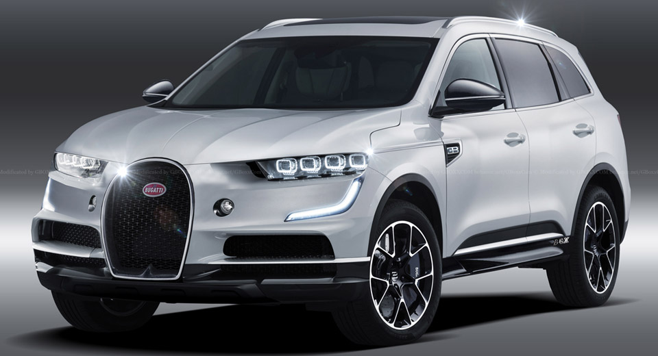Дали Bugatti ќе одолее на SUV-манијата?
