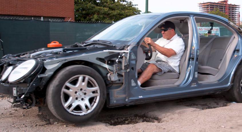 Дупки на патот – колку се штетни за автомобилите? / ВИДЕО
