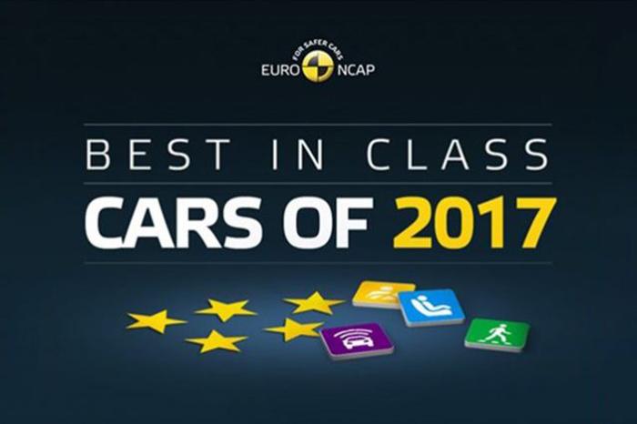 Најбезбедните автомобили на пазарот според Euro NCAP / ВИДЕО