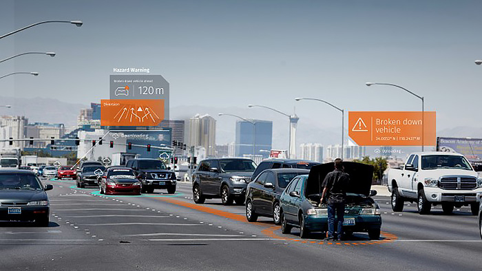 Автомобилите на BMW ќе комуницираат помеѓу себе