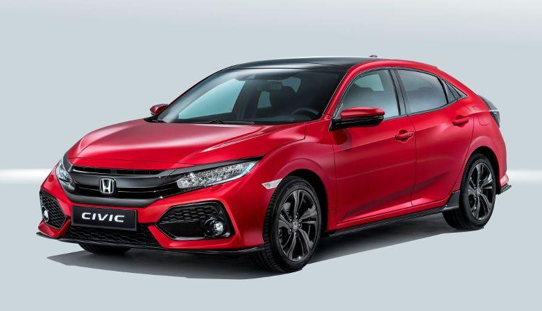 """Honda Civic доаѓа со """"најнапредниот"""" дизел досега"""