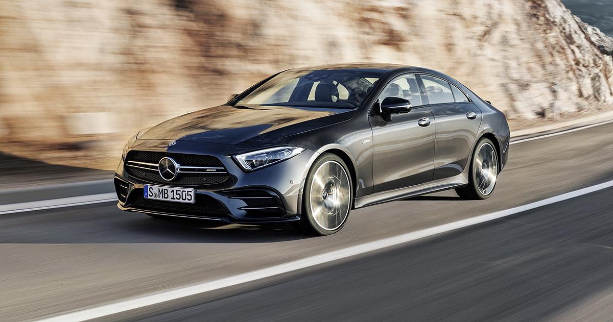 Нови Mercedes AMG модели со лесен хибриден погон / ФОТО+ВИДЕО