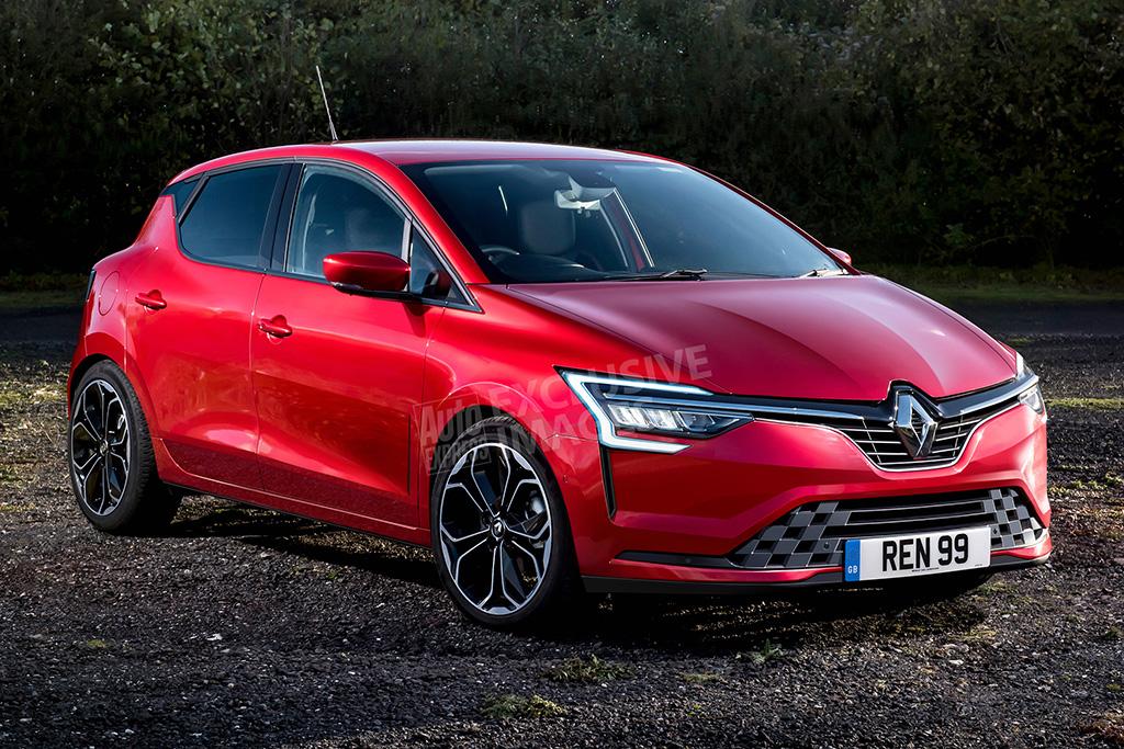 Renault Clio 2019 – први информации и фотографии