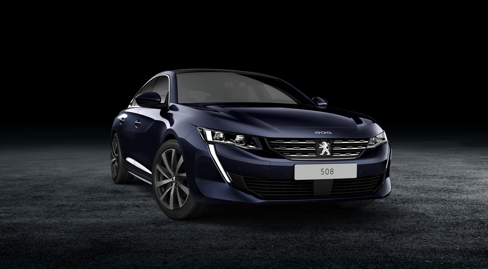 Новиот Peugeot 508 го покажа своето лице пред премиерата во Женева!