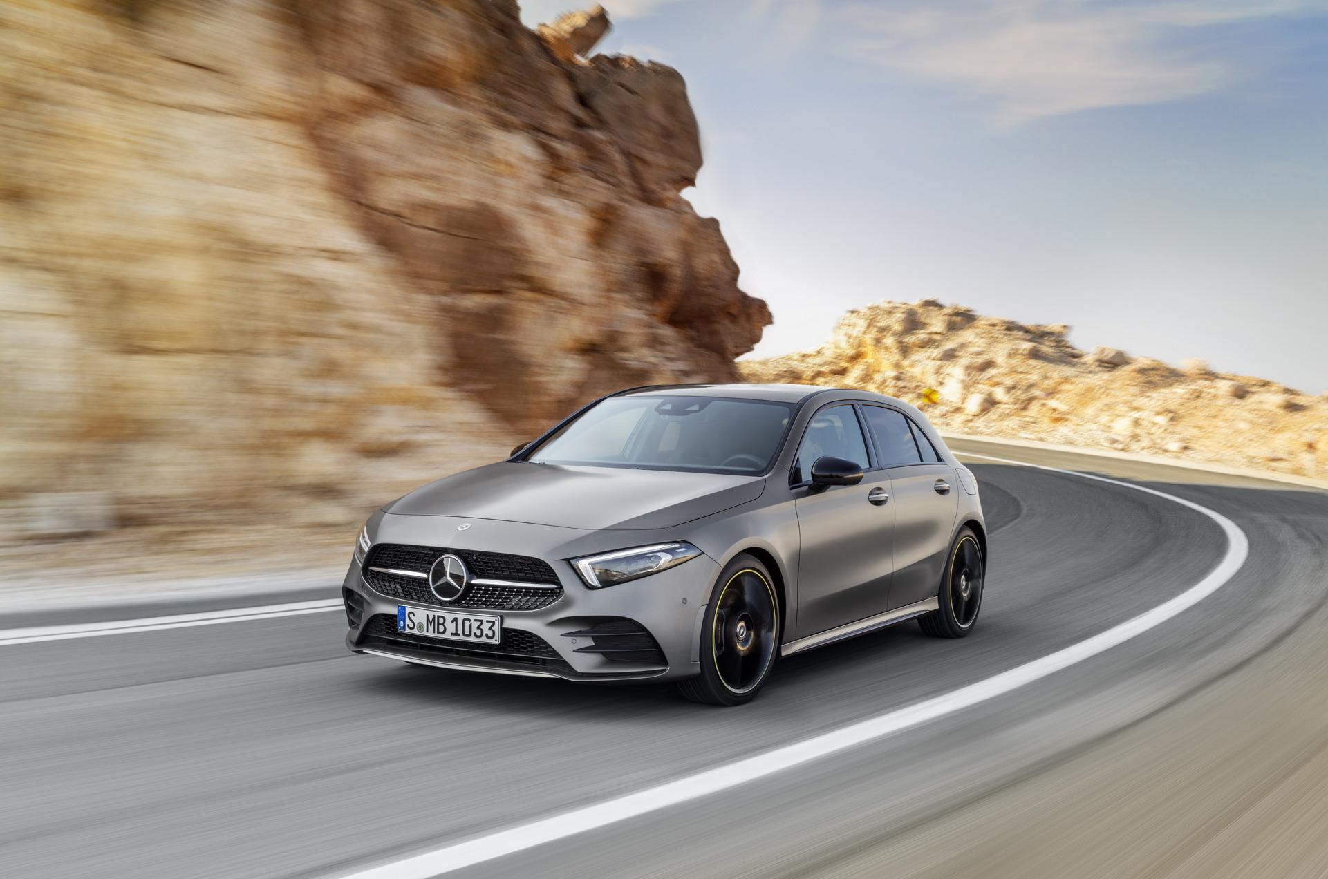 Премиера за новата Mercedes-Benz А-класа / ФОТО+ВИДЕО