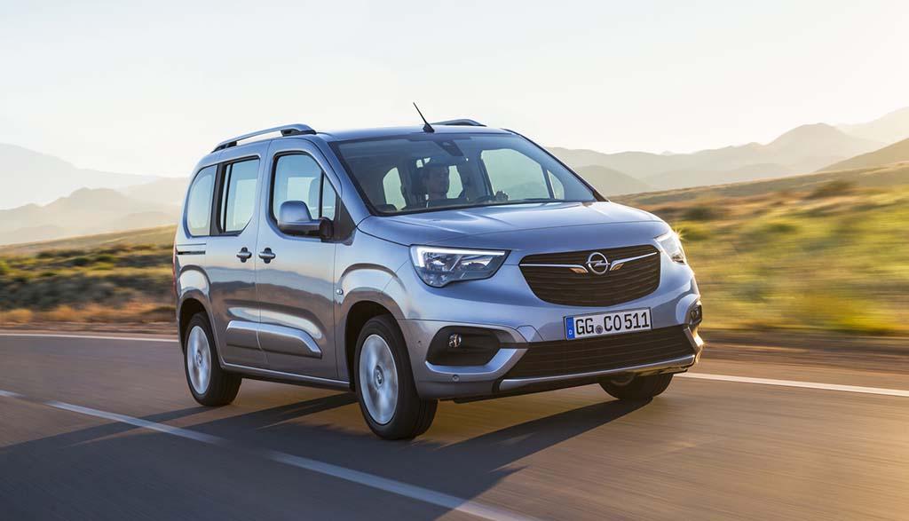 Новиот иновативен семеен пријател од Opel – Combo Life / ФОТО