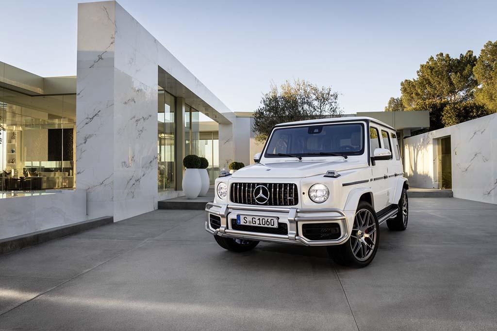 """Mercedes-AMG G63: Теренец со 585 """"коњи"""" / ФОТО + ВИДЕО"""