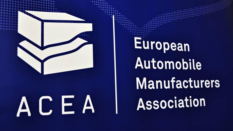 ACEA предвидува пад на продажбата на автомобили во ЕУ