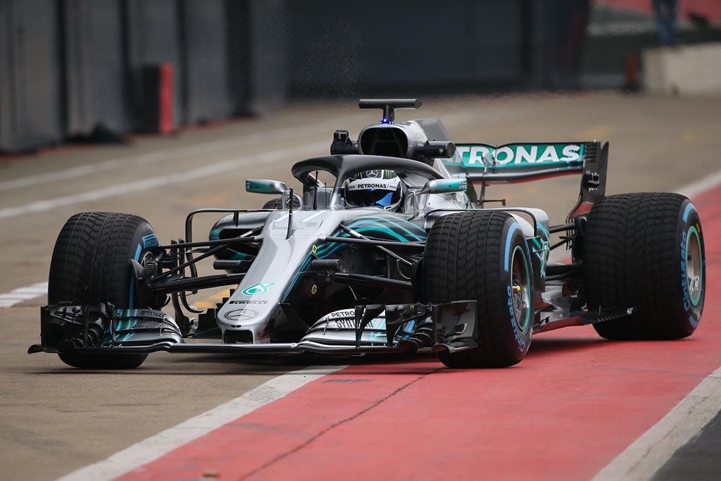 Mercedes-AMG го претстави новиот болид за новата сезона во Formula 1