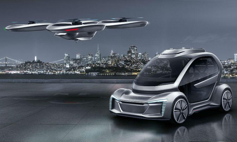 Porsche се придружува на Daimler, Geely, Italdesign…