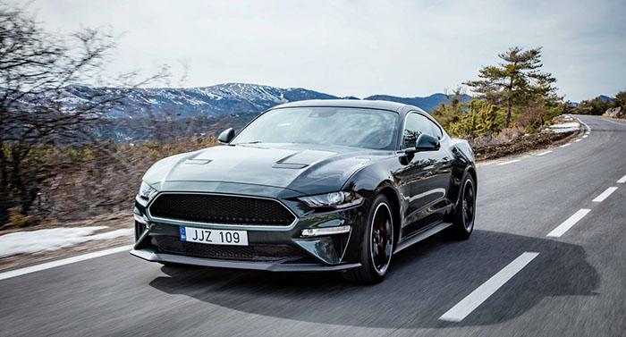 Женева 2018: Деби за европскиот Mustang Bullitt со 464 КС / ФОТО