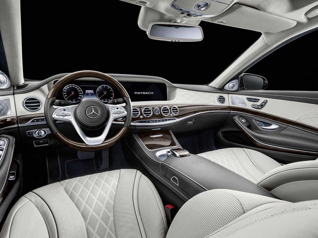 Новиот Mercedes-Maybach Pullman: 6,5 метри чист луксуз