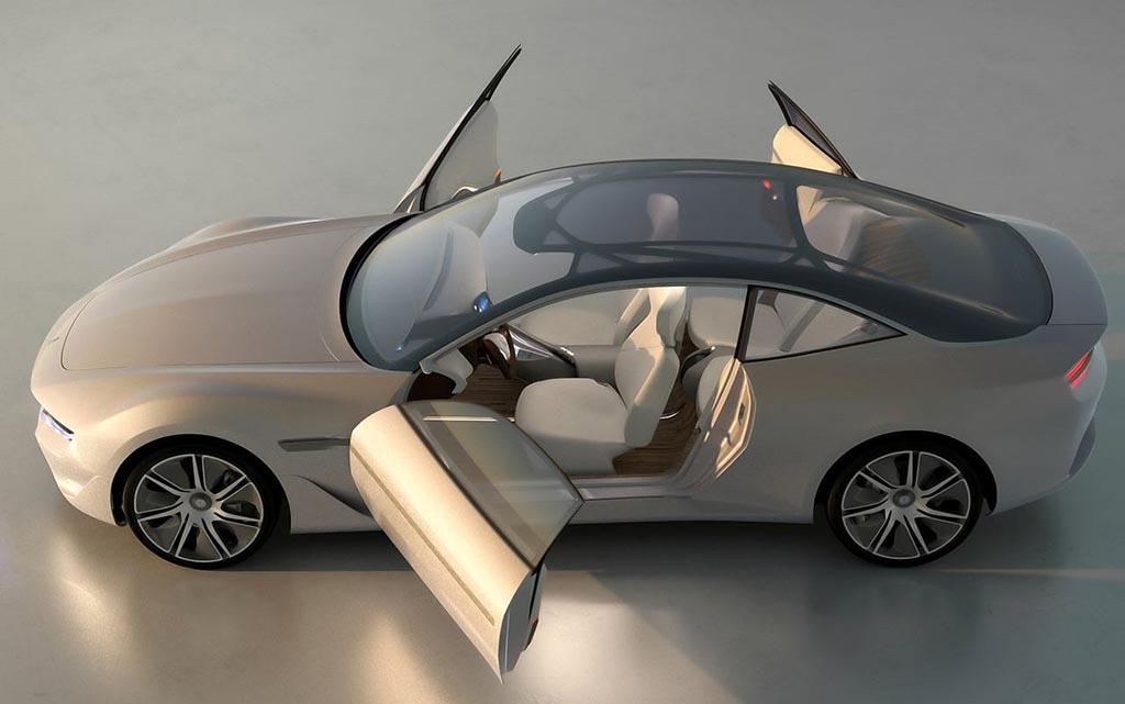 Автомобилската индустрија добива нов луксузен електричен бренд