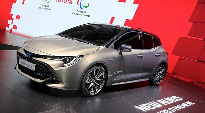 Женева 2018: Toyota Auris без дизел мотор, но со нов хибриден погон / ФОТО