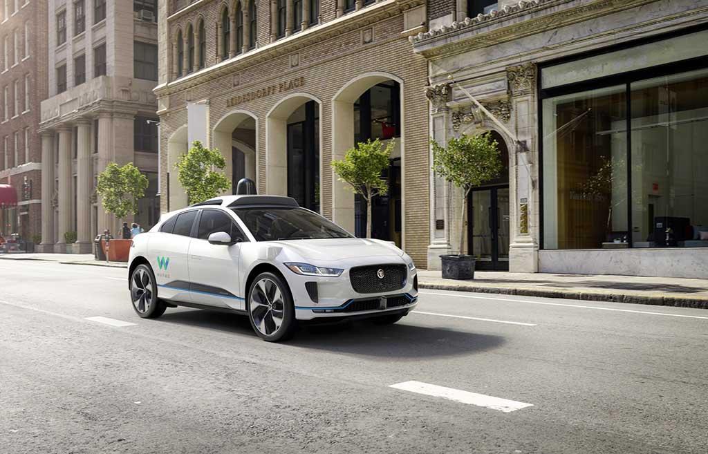 20.000 нови Jaguar возила за флота од автономни возила