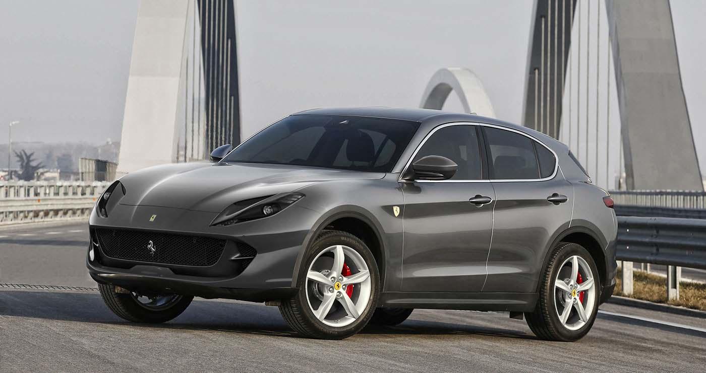 Маркионе потврди – хибридното Ferrari во 2019 веројатно ќе биде SUV