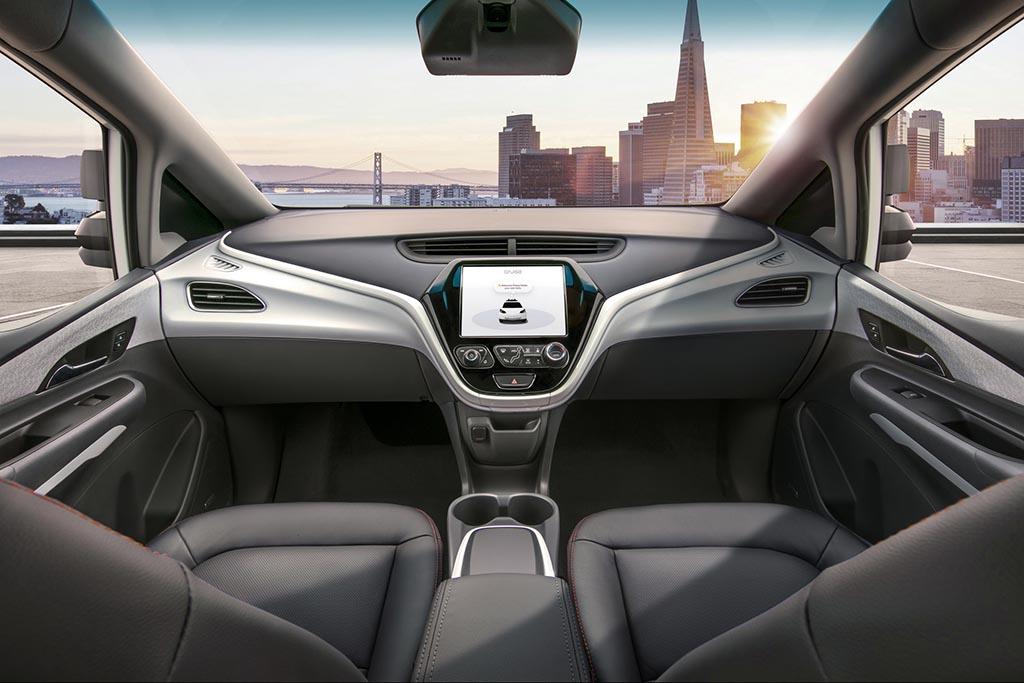 GM ќе започне со производство на целосно автономни возила во 2019 година