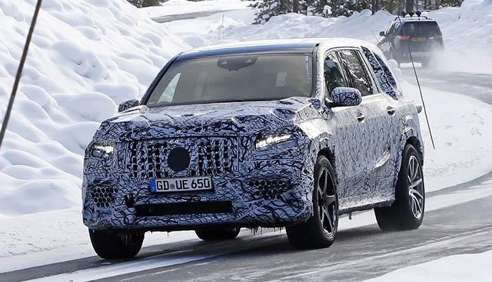 Наскоро во премиум SUV сегментот – пристигнува Maybach SUV