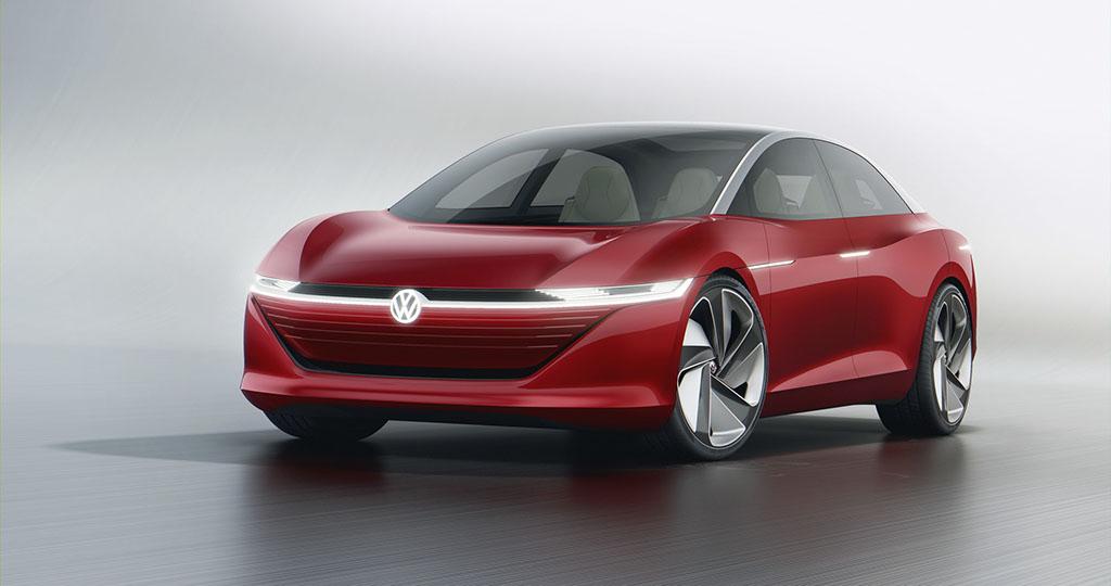 Женева 2018: VW I.D. Vizzion Concept – лимузинска визија за иднината / ФОТО