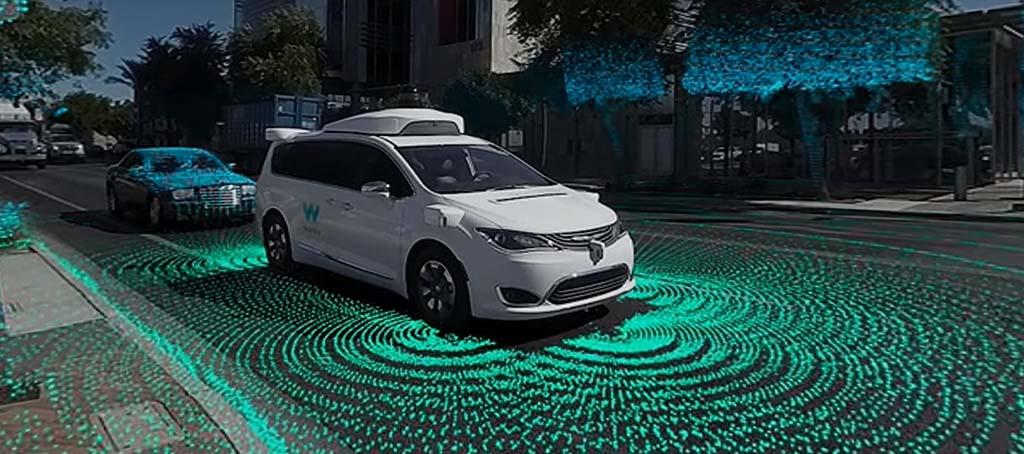 Неверојатно искуство: како изгледа да се возите во автономен автомобил / ВИДЕО