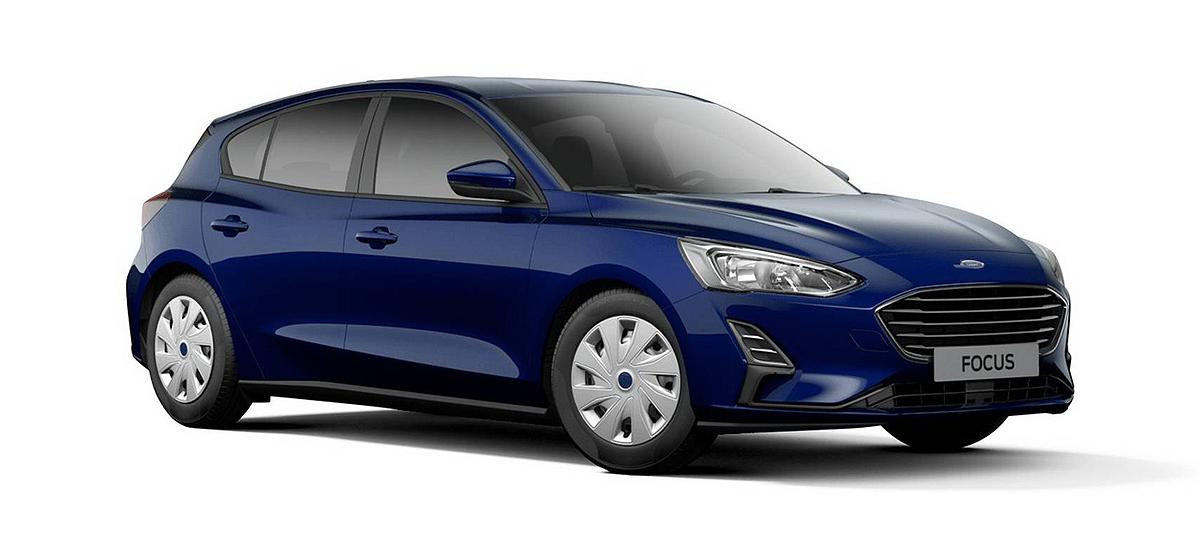 Како изгледа новиот Ford Focus во неговата најевтина верзија