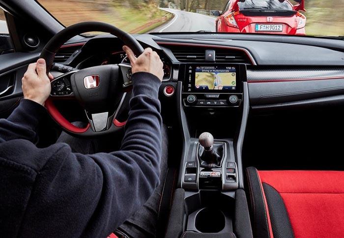Honda советува – како се користи рачен менувач