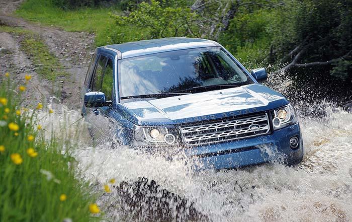 Land Rover се шири – во план два мали SUV модели