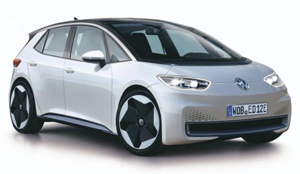 Дали е ова изгледот на серискиот Volkswagen EV – Volkswagen Neo?!