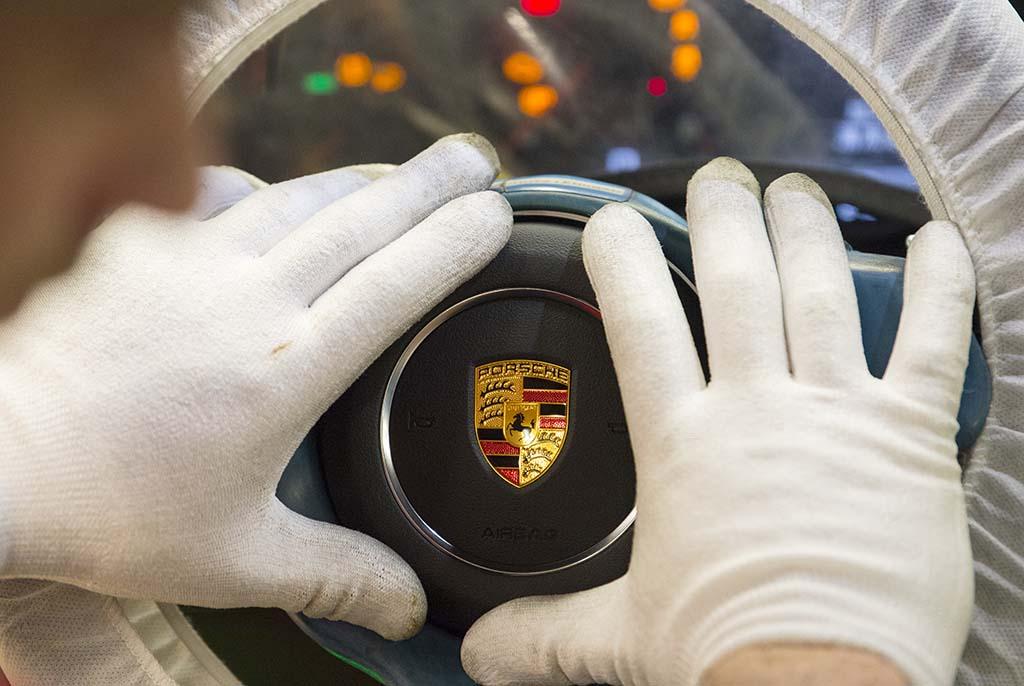 Porsche има големи планови на пазарот за електрични возила
