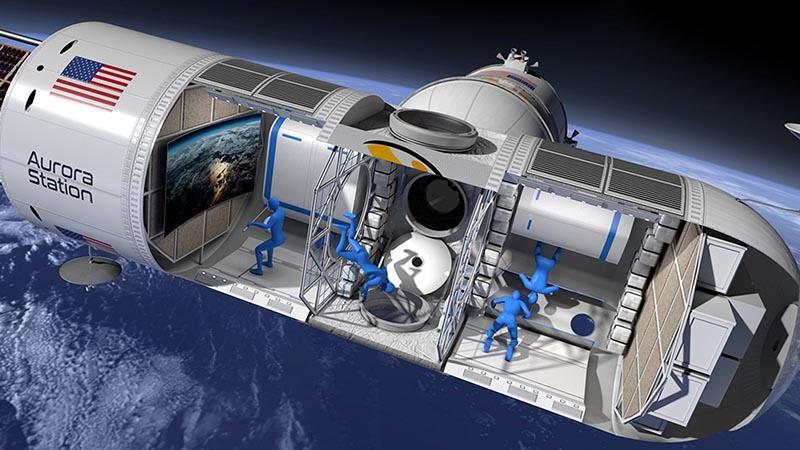 Дали би платиле 9,5 милиони долари за да одседнете во првиот хотел во вселената?