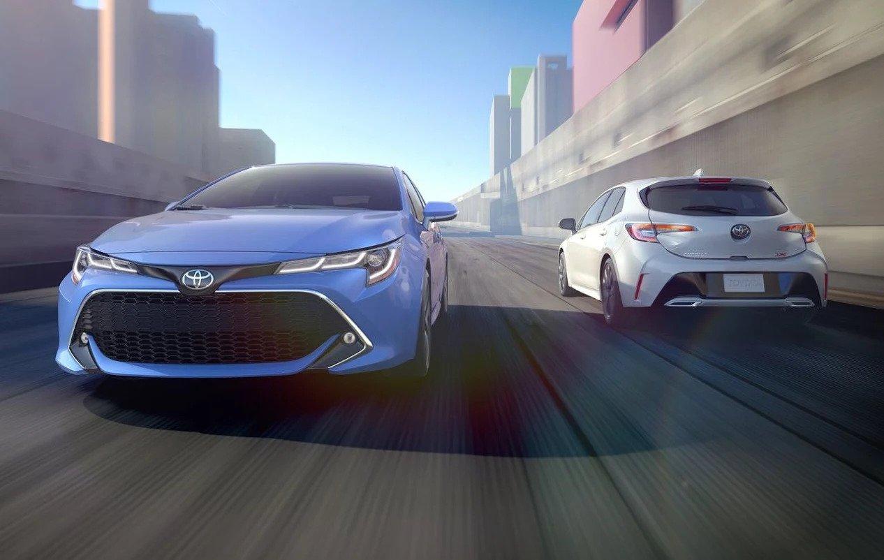 Возилата на Toyota од 2021 година ќе комуницираат меѓусебно