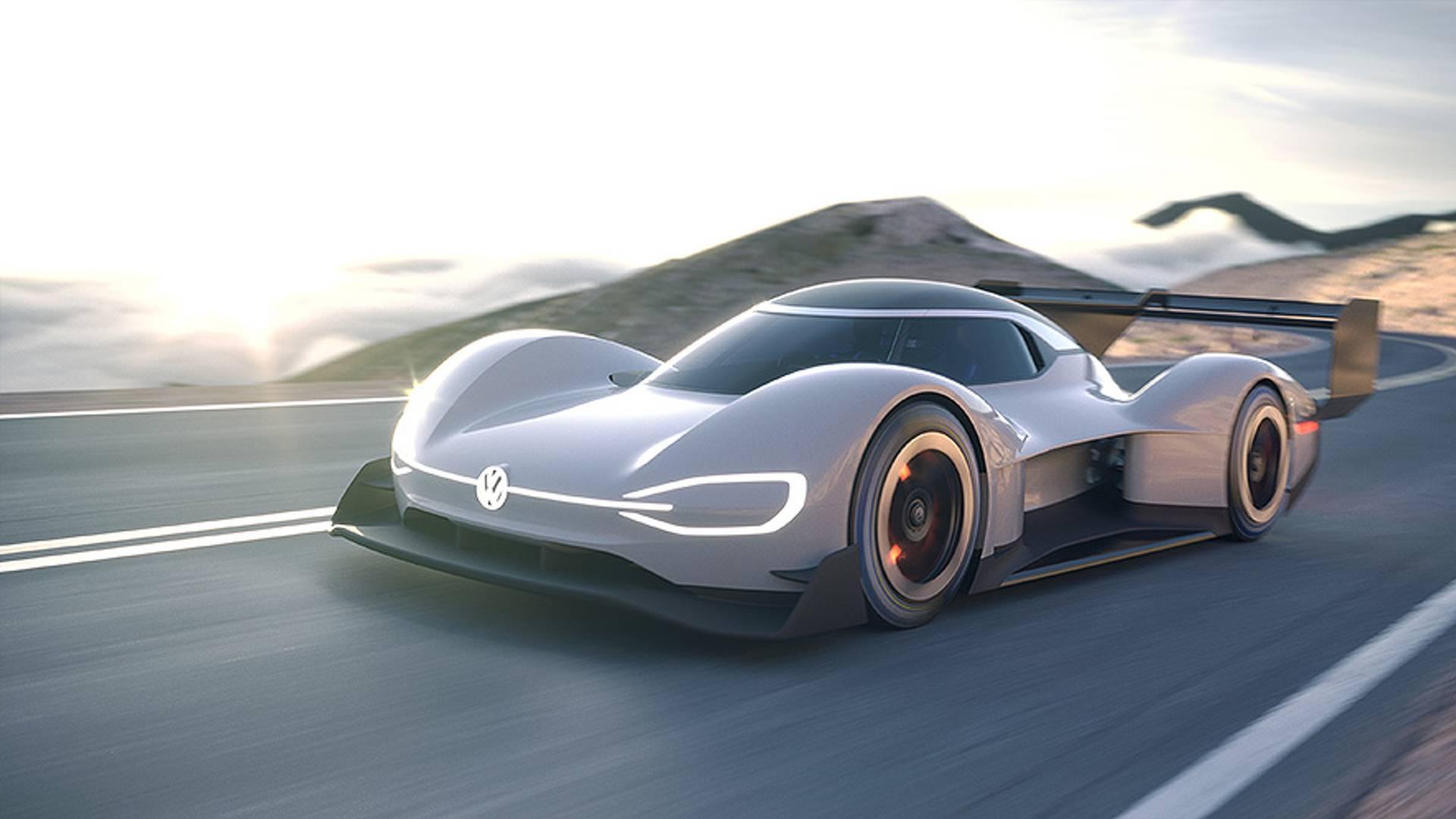 Volkswagen ID R Pikes Peak Racer во недела премиерно во Франција