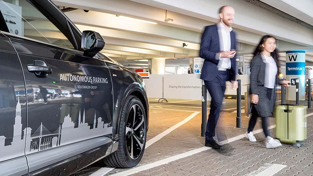Volkswagen ќе понуди автономно паркирање од 2020 година