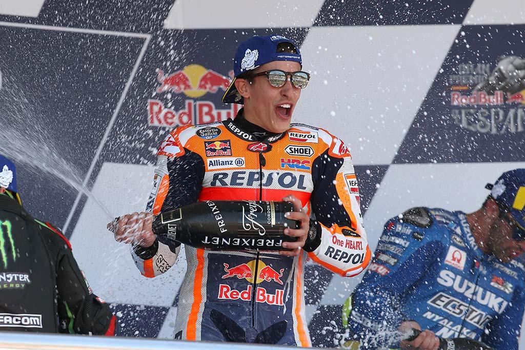 MotoGP: Голем инцидент и победа на Маркес во Херес