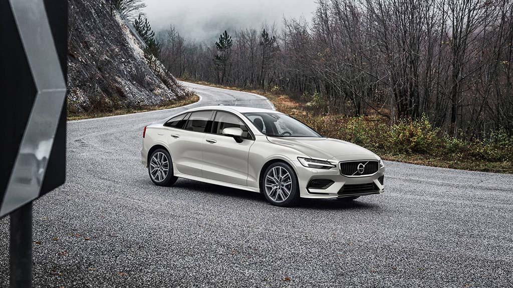 Новиот Volvo S60 без дизел мотор!