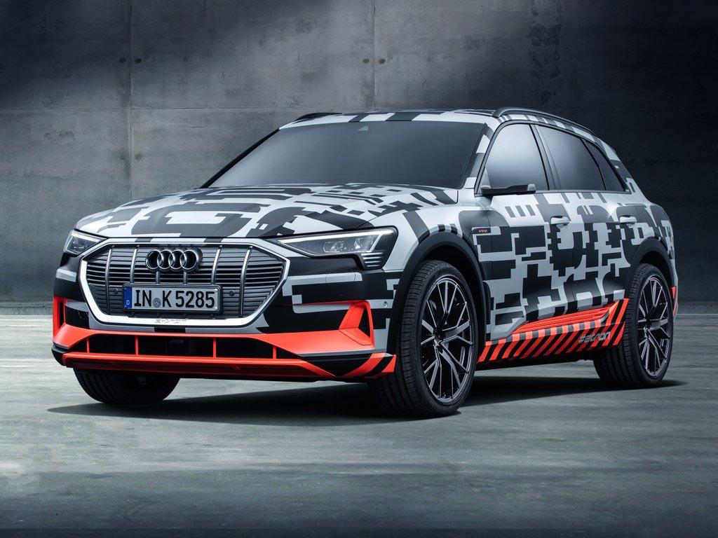 Планот на Audi е 800.000 EV возила годишно до 2025 година