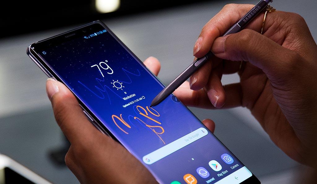 Без сензор за отпечаток од прст: Наскоро доаѓа новиот Samsung Note