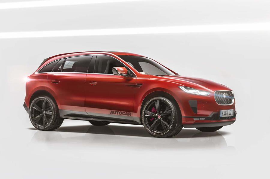 Jaguar J-Pace (2021) – што се знае досега