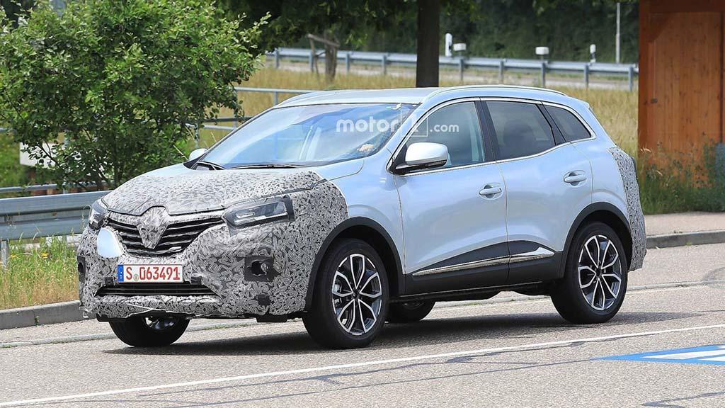 Renault подготвува редизајн на Kadjar