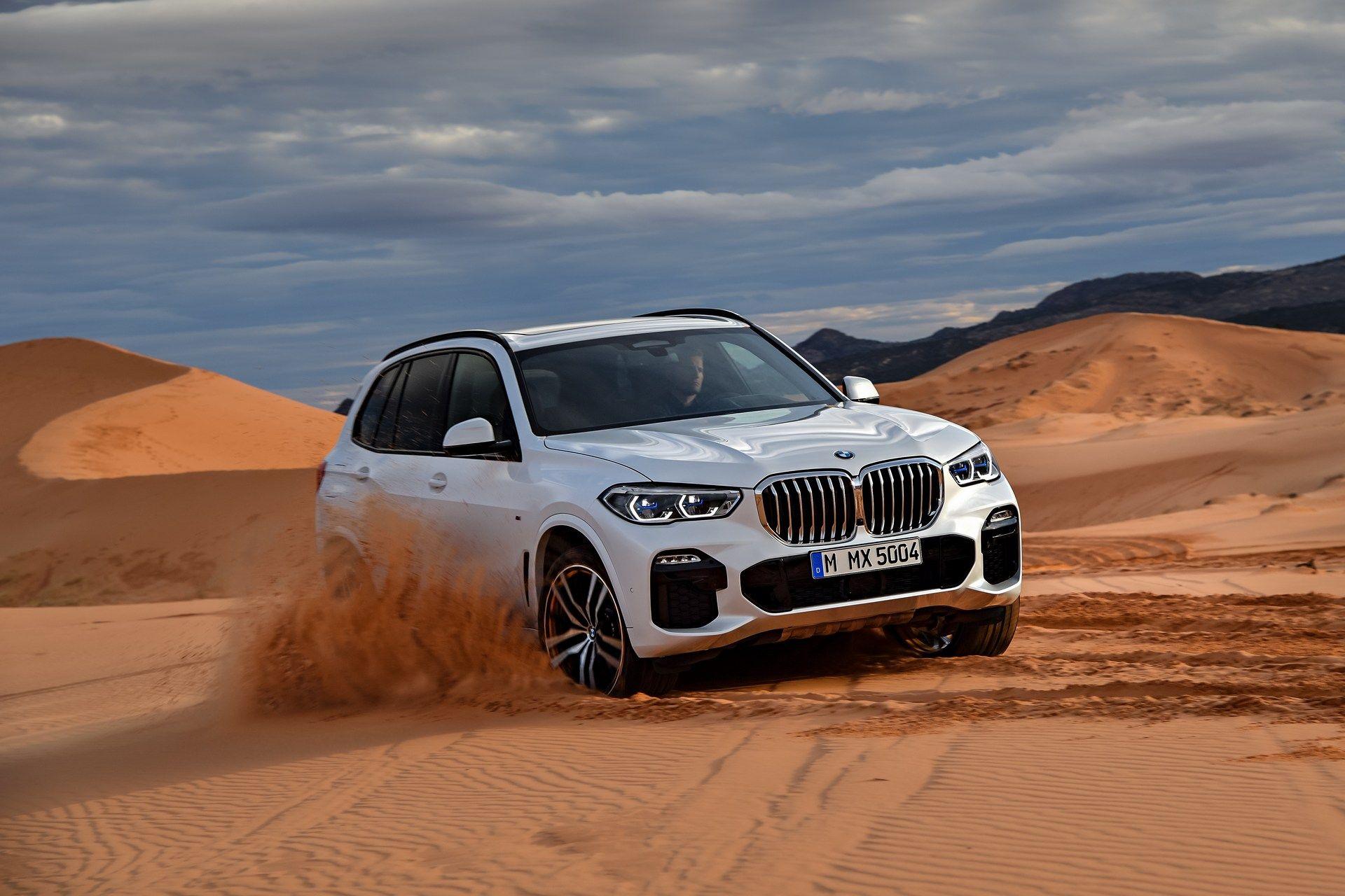 BMW го откри новиот X5 (ФОТО+ВИДЕО)