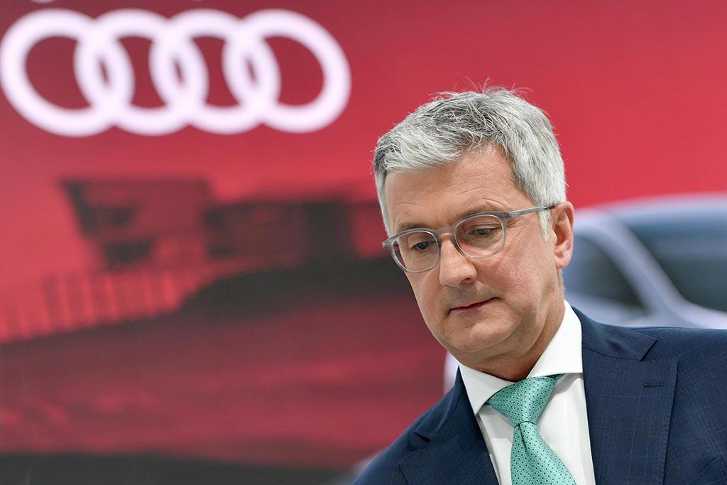 Уапсен директорот на Audi!