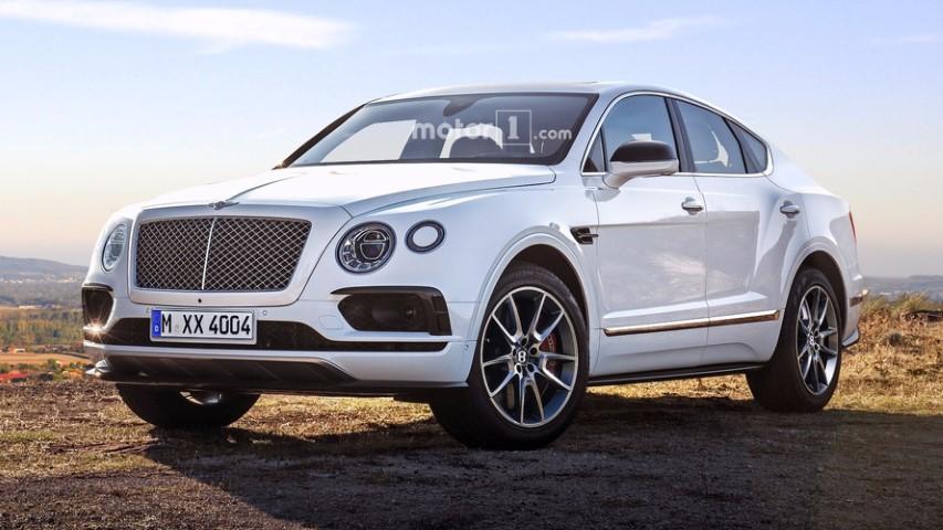 Да се биде во тренд: И Bentley подготвува купе верзија на својот SUV