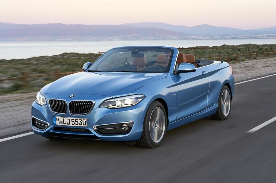 BMW се откажа од нова генерација за 2-Series Cabrio?!